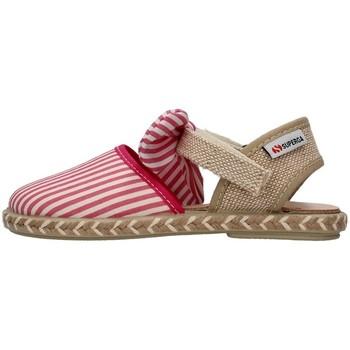Boty Dívčí Sandály Superga S07R940 Růžová