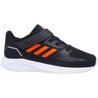 Boty Děti Běžecké / Krosové boty adidas Originals Runfalcon 20 I Černé