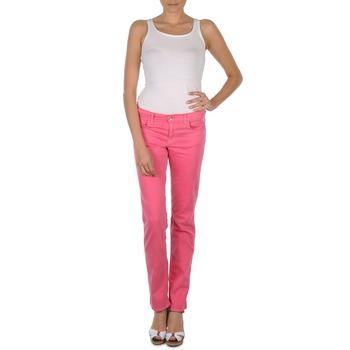Textil Ženy Kapsáčové kalhoty Gant DANA SPRAY COLORED DENIM PANTS Růžová