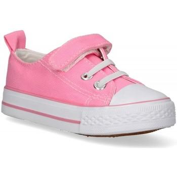Boty Dívčí Nízké tenisky Luna Collection 57724 Růžová