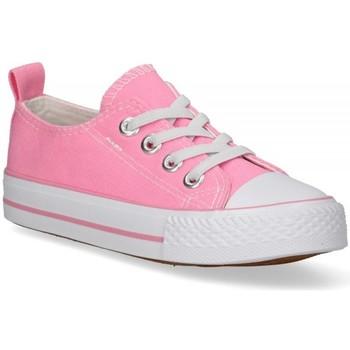 Boty Dívčí Nízké tenisky Luna Collection 57725 Růžová