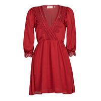 Textil Ženy Krátké šaty Moony Mood PABIDOSE Červená