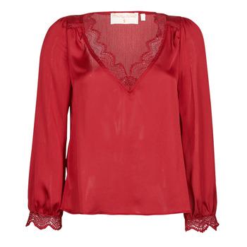 Textil Ženy Halenky / Blůzy Moony Mood PABITAIN Červená