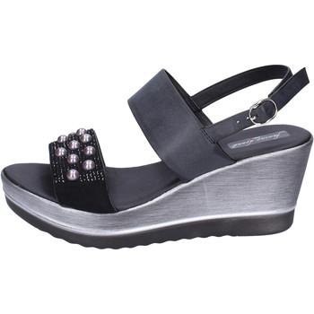 Boty Ženy Sandály Fascino Donna Sandály BH167 Černá