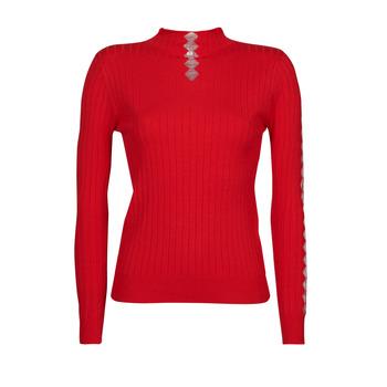 Textil Ženy Svetry Moony Mood PABJATO Červená