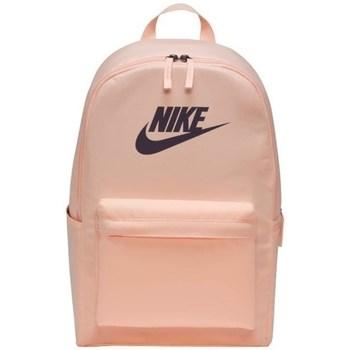 Taška Ženy Batohy Nike Heritage 20 Backpack Růžové
