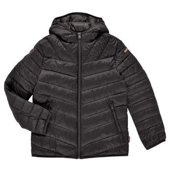 Textil Chlapecké Prošívané bundy Napapijri AERONS Černá