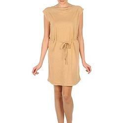Textil Ženy Krátké šaty Majestic CAMELIA Béžová