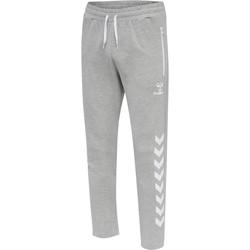 Textil Muži Teplákové kalhoty Hummel Pantalon  hmlray 2.0 tapered gris
