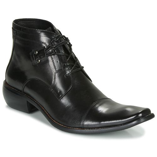 Boty Muži Kotníkové boty Kdopa CALI Černá
