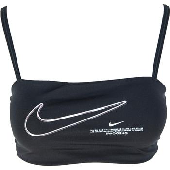 Nike Sportovní podprsenky Dri-FIT Indy - Černá