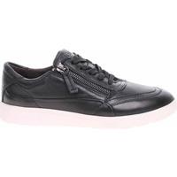 Boty Ženy Nízké tenisky Jana Dámská obuv  8-23750-26 black Černá