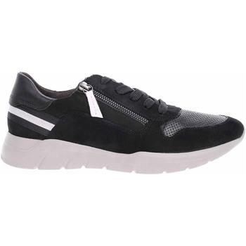 Boty Ženy Nízké tenisky Jana Dámská obuv  8-23728-26 black comb Černá