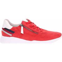 Boty Ženy Nízké tenisky Jana Dámská obuv  8-23728-26 red comb Červená