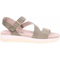 Boty Ženy Sandály Jana Dámské sandály  8-28600-26 pistachio Zelená