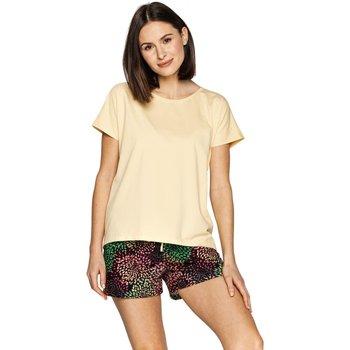 Textil Ženy Pyžamo / Noční košile Cana Dámské pyžamo 564