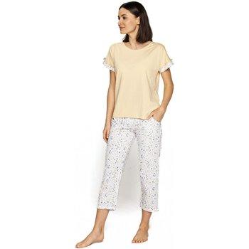 Textil Ženy Pyžamo / Noční košile Cana Dámské pyžamo 558