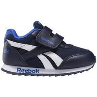 Boty Chlapecké Nízké tenisky Reebok Sport Royal Classic Jogger 2 Tmavomodré