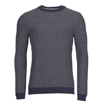 Textil Muži Svetry Selected SLHWES Tmavě modrá