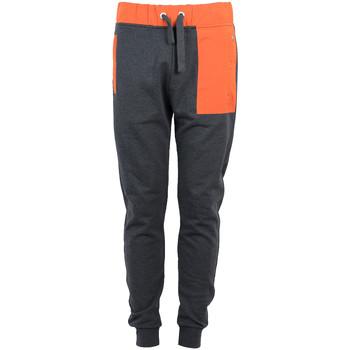 Textil Muži Teplákové kalhoty Bikkembergs  Oranžová