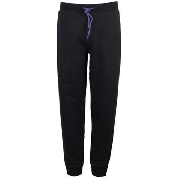 Textil Muži Teplákové kalhoty Bikkembergs  Černá