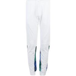 Textil Muži Teplákové kalhoty Bikkembergs  Bílá