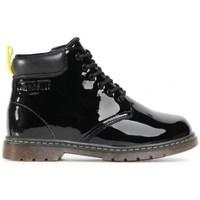 Boty Děti Kotníkové boty Big Star GG374075 Černé