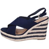 Boty Ženy Sandály Sprox Sandály BH227 Modrá