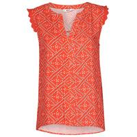 Textil Ženy Halenky / Blůzy Only ONLVIOLETTE Oranžová
