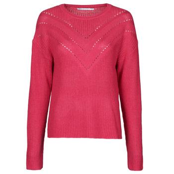 Textil Ženy Svetry Only ONLTRIXIE Růžová