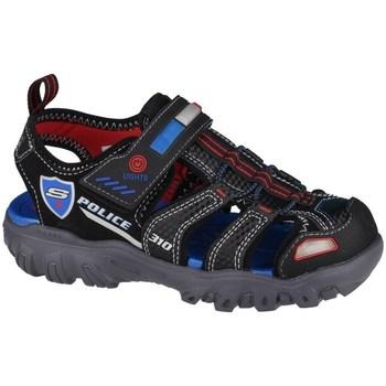 Boty Chlapecké Sportovní sandály Skechers Damager Iii Sand Patrol Černé