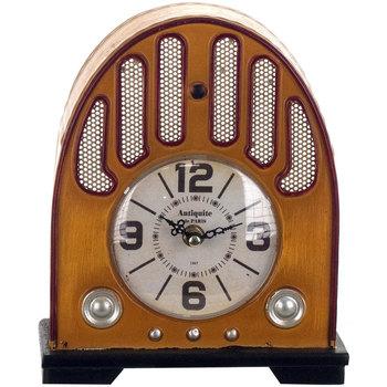 Bydlení Hodiny Signes Grimalt Stolní Clock Radio Beige