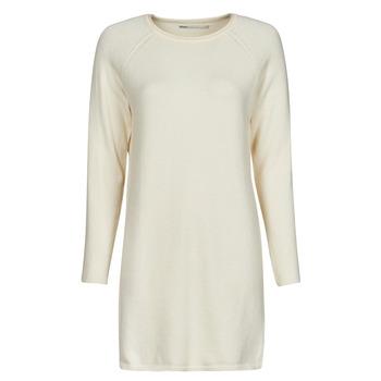 Textil Ženy Krátké šaty Only ONLLILLO Krémově bílá