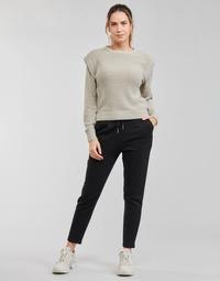 Textil Ženy Mrkváče Only ONLPOPSWEAT Černá
