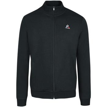 Textil Muži Mikiny Le Coq Sportif Essentiels FZ Sweat N°3 Černá