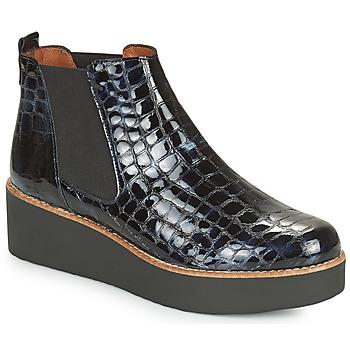 Boty Ženy Kotníkové boty Fericelli LORNA Tmavě modrá