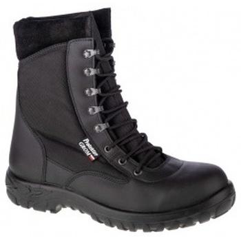 Boty Muži Pracovní obuv Protektor Grom černá