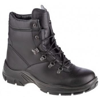 Boty bezpečnostní obuv Protektor Commando černá