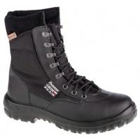 Boty bezpečnostní obuv Protektor Grom Plus černá