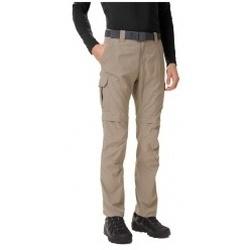 Textil Muži Cargo trousers  Columbia Silver Ridge II Convertible Pant zelená