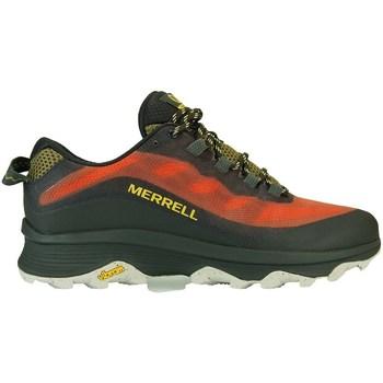 Boty Muži Nízké tenisky Merrell Moab Speed Černé