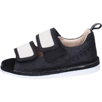 Boty Ženy Sandály Moma BH313 Černá