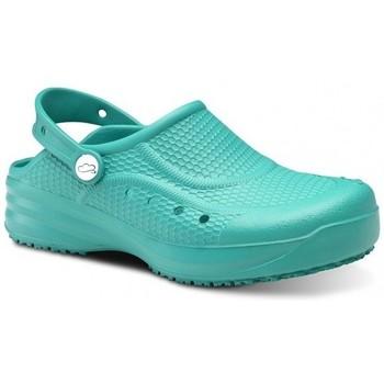 Boty Muži Pantofle Feliz Caminar Zueco Laboral Flotantes Evolution - Zelená