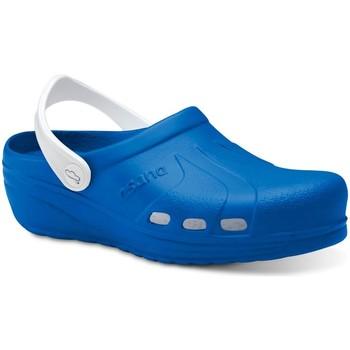 Boty Muži Pantofle Feliz Caminar Zuecos Sanitarios Asana - Modrá