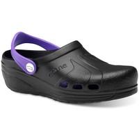 Boty Muži Pantofle Feliz Caminar Zuecos Sanitarios Asana - Černá