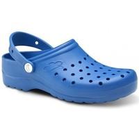 Boty Muži Pantofle Feliz Caminar Zuecos Sanitarios Flotantes Gruyere - Modrá