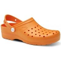 Boty Muži Pantofle Feliz Caminar Zuecos Sanitarios Flotantes Gruyere - Oranžová