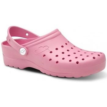 Boty Muži Pantofle Feliz Caminar Zuecos Sanitarios Flotantes Gruyere - Růžová