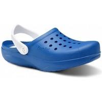 Boty Muži Pantofle Feliz Caminar Zuecos Sanitarios Kinetic - Modrá