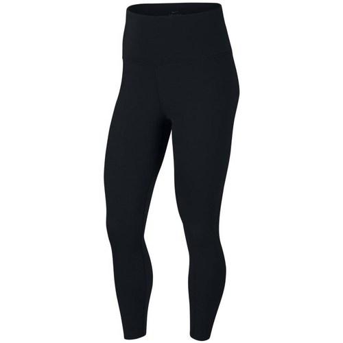 Textil Ženy Teplákové kalhoty Nike Luxe Černé